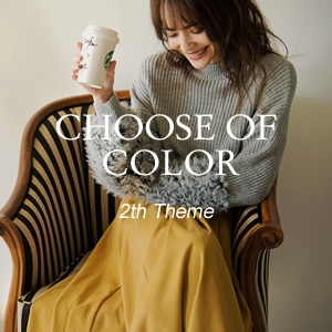 CHOOSE OF COLOR