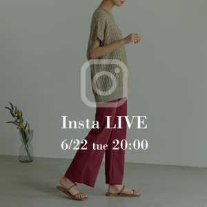 【告知】今が旬!新作カラーパンツを使って身長別コーデ
