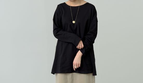 133902_USAコットンオーバーサイズカットソーTシャツ