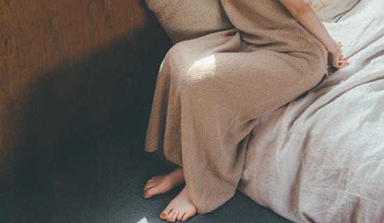 [飯豊まりえさん着用][低身長サイズ有]リサイクル鹿の子編みニットナロースカート