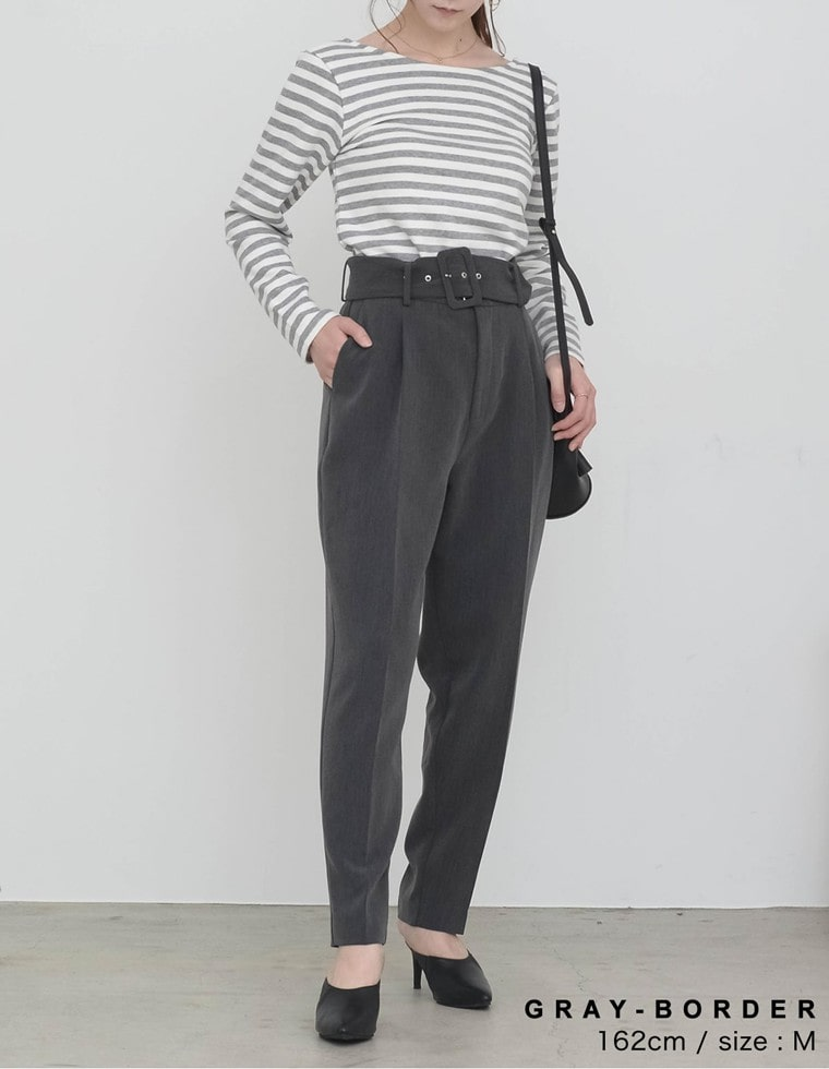 【Early Spring Fair 30%OFF】バックオープン裏毛トップス[お急ぎ便対応]