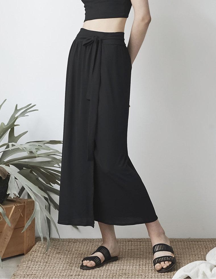 [デイリースイム]ラップスカート