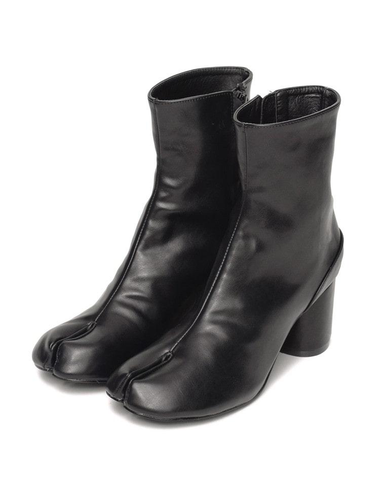 ミドル丈足袋ブーツ