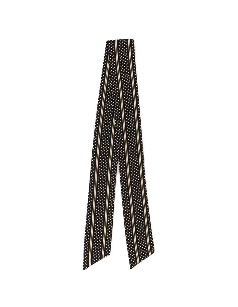 総柄スカーフ