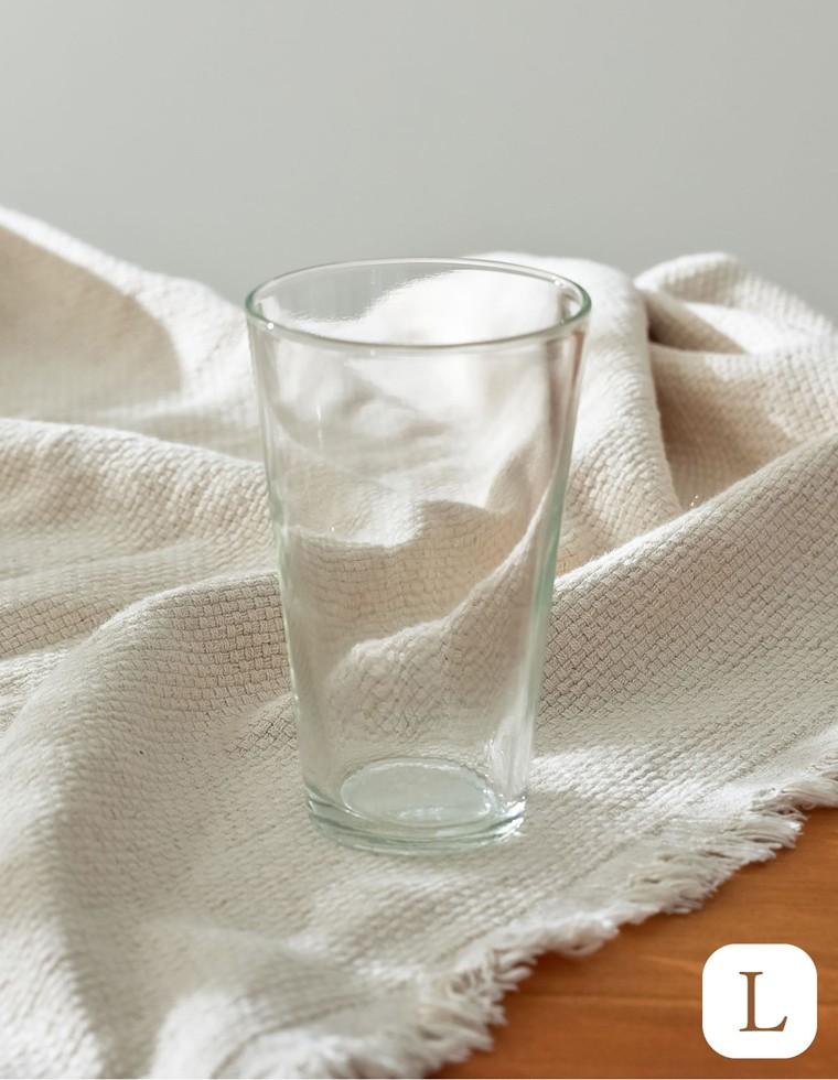 Re:EDIT‐リエディ [人と地球にやさしい]リューズガラスWATERグラス(L)