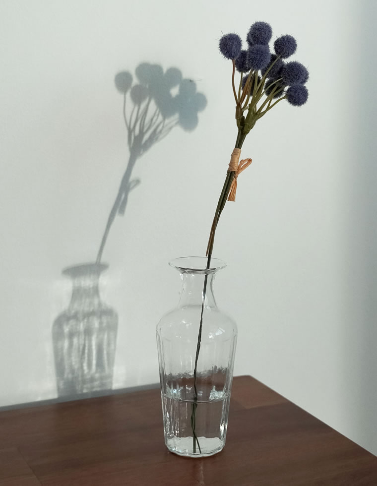 Re:EDIT‐リエディ リューズガラス ワイズライン フラワーベース フレーズ